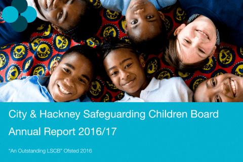 CHSCB Annual Report 2016-17